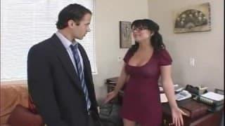 Eva Angelina wie jak udobruchać swojego szefa
