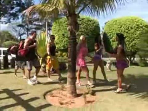 Seks nastolatków Groop