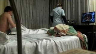 Kamera nagrała seksualne spotkanie w hotelu