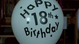 To się nazywał impreza urodzinowa na 18tkę!