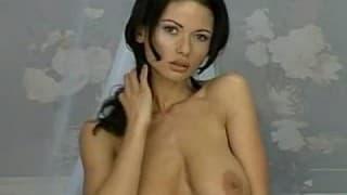 Veronika Zemanova w kompilacji filmów porno