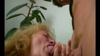 Babcia szczególnie lubi tego masażystę