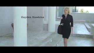 Hayden Hawkins i piękna solo masturbacja