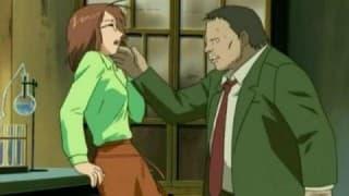 Animowane lesbijskie kurwy w hentai