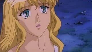 Scena seksu zbiorowego w hentai