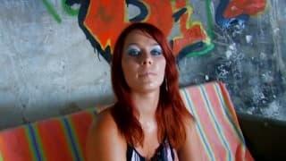 Dixie Valens-Franzucka desperacko potrzebuje pałę