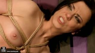 Alice King dominacja nakręcona przez 21Sextury