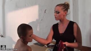 Kathia Nobili i Sinead lubią seks na ostro