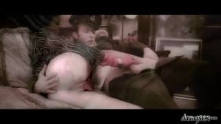 Stacy Lacey w erotycznym porno dla kobiet