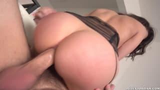 Aleska Nicole i Manuel Ferrara's-seks