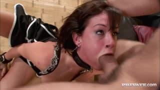Tory Lane w podwójnej hard sesji seksu