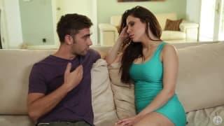 Aleska Nicole chce się zemścić na mężu