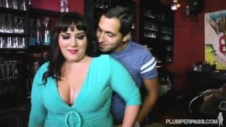 Jade Rose seksowna BBW chce seksu!