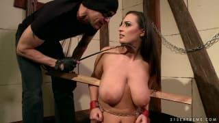 Domowe porno bondage