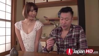 Seira Matsuoka zadowoli swojego faceta