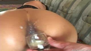 Jade Marcela - wyjebana w obie dziurki