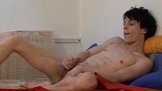 Dziś Valentino chce się masturbować