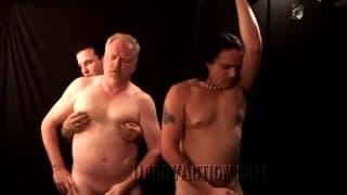 Gorący namiętny seks gejowski
