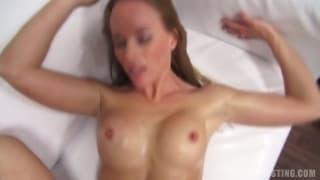 Lucie - nauczycielka na porno castingu