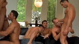 Od striptizu do ostrej orgi