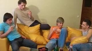 Pijani geje świetnie sie pierdolą!