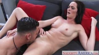 Bianca Breeze w najlepszej seks pozycji