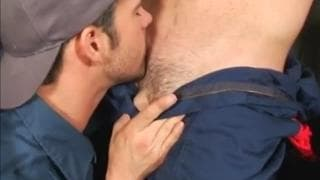 Zackary Pierce i Sebastian Rivers-anal