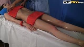 Amelia - wewnętrzny i zewnętrzny masaż