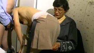 Seks w trójkącie z udziałem dziadków