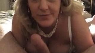 Seks oralny zwasze zadowoli jej męża