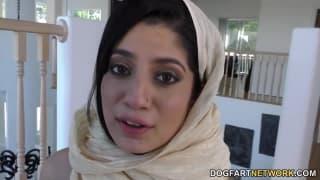 Seks z Murzynami to pasja Nadii Ali!