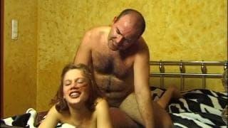 Pierre Woodman lubi seks z młodą Leną