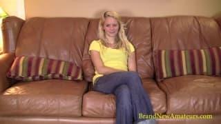 Megan z liceum do porno