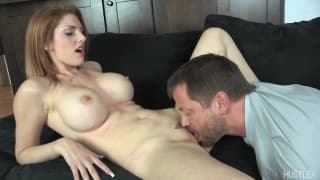 Eric Masterson posuwa Lilith Lust
