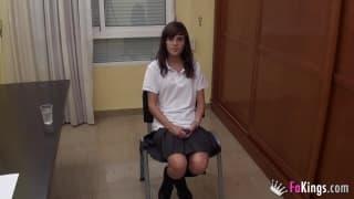 Ainara Reina zgodziła się na udział w porno