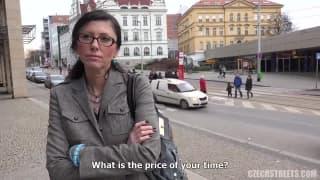 Veronika dała dupy dosłownie na ulicy