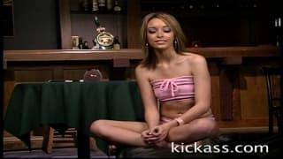 Corina Taylor kocha seks w trójkącie!