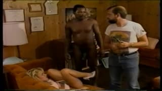 Świetny seks z napalonym Murzynem!