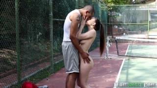 Alexis Rodriguez uwielbia Murzynów!