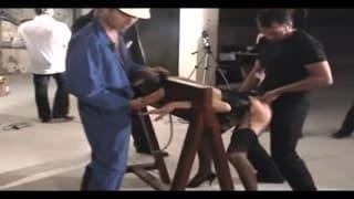 BDSM dla sprośnej, dojrzałej dziwki!