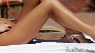 Summer Brielle uwielbia taki ostry seks