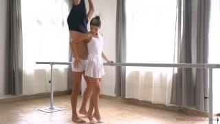 Gina Gerson chce się rżnąć po balecie