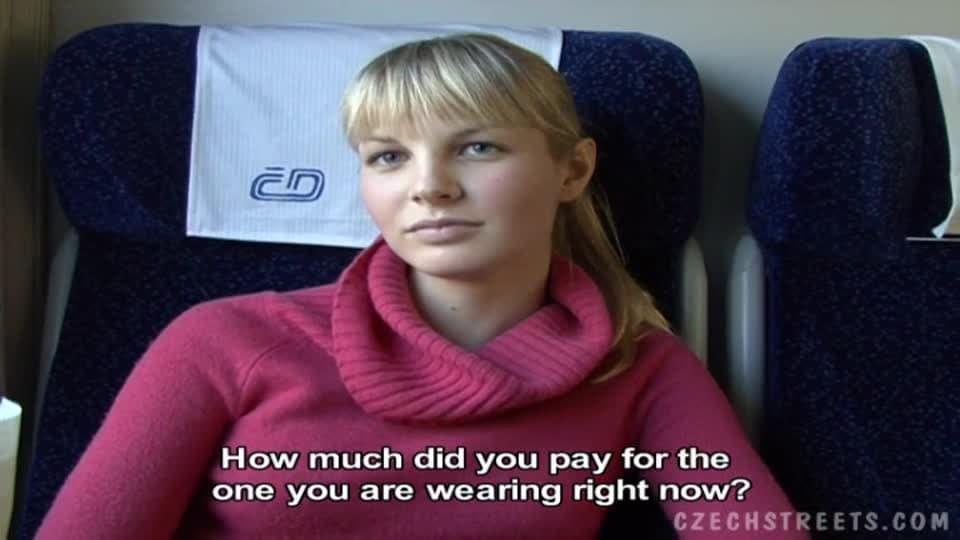 Murzynki pociągu porno
