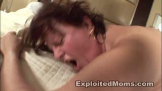 BBW Brandy Smith - szalejąca mamuśka!