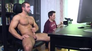 Dojrzałe owłosione porno gejów