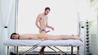 Nico Duvall ma wspaniały seks z Austinem
