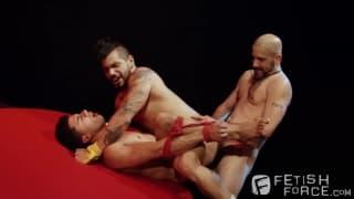 Tony Buff, Draven Torres i Armond Rizzo