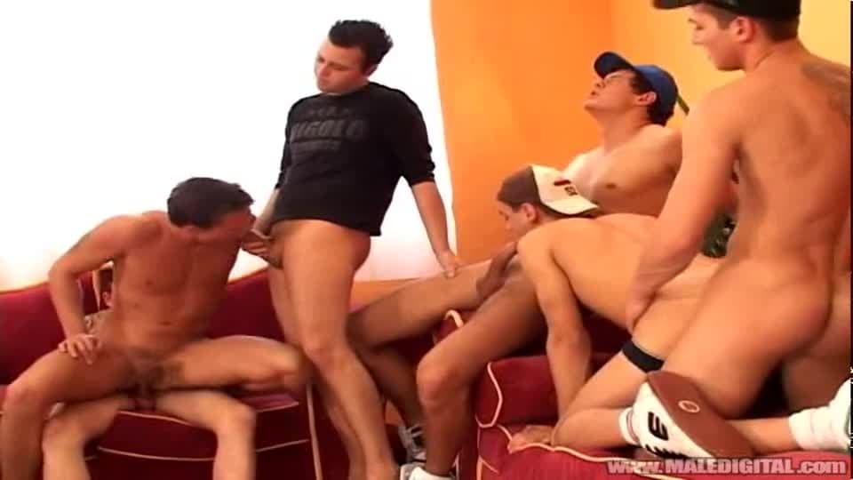 młodzi orgia wideo