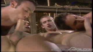 Ross Stuart i Dakota Rivers - hot seks