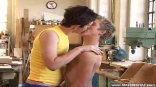 Darmowe porno gej tata oklep